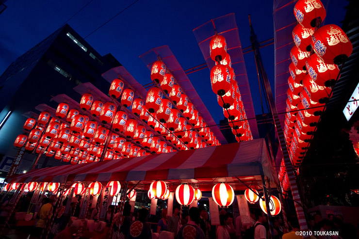 【広島三大祭り】とうかさんで浴衣デート!2015年の日程と詳細